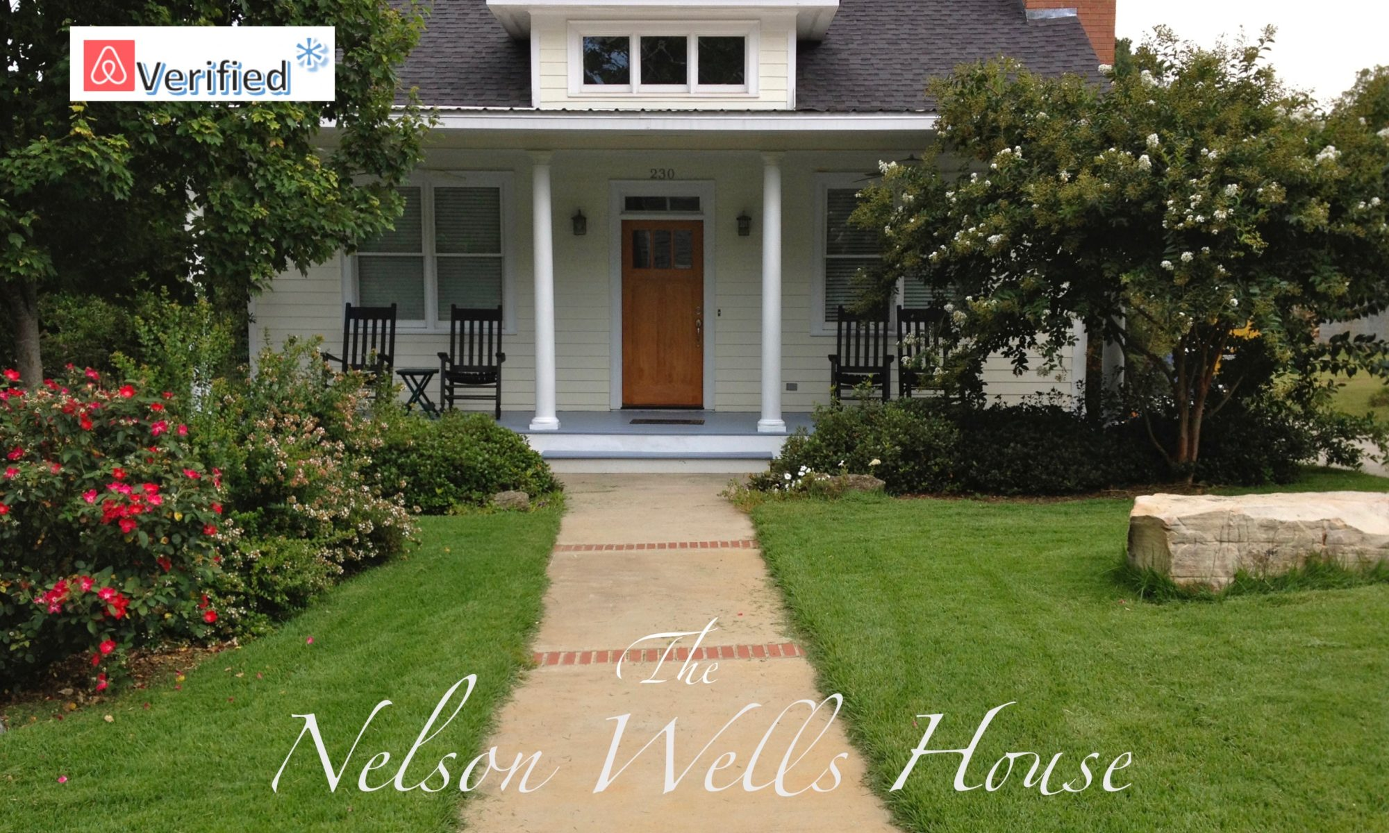 Nelson_Wells AirBnB Nelson wells team clermont athens georgia non-sexist photo